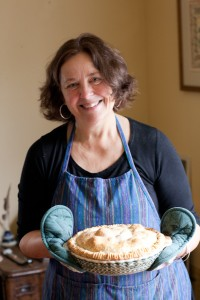 The Quintessa on Whidbey Island art of the pie