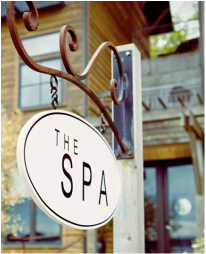 The Quintessa on Whidbey Island spa massage