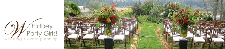 The Quintessa on Whidbey Island ceremony