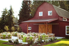 The Quintessa on Whidbey Island wedding event venues