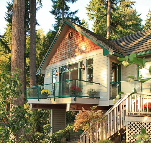 The Quintessa Cottage on Whidbey Island